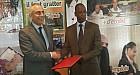 المغربية للألعاب والرياضة توقع إتفاقية مع مؤسسة اليانصيب الإيفواري