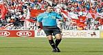 غرابة التحكيم المغربي: حكم يغيب عن قيادة مباراة