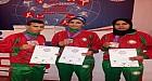 المغرب يفوز بميدالية فضية وميداليتين برونزيتين خلال بطولة العالم للفول كونتاكت بتركيا