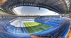 ريال مدريد يعيد تنظيم المدرج الرئيسى فى البرنابيو