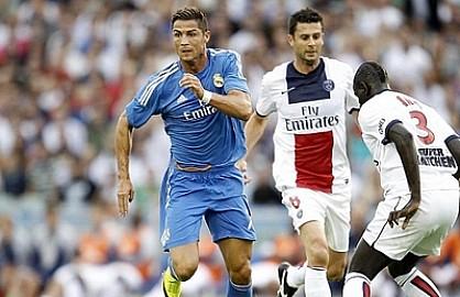صافرة قطرية تدير ودية ريال مدريد وسان جيرمان