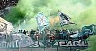 رسميا: استقبال أسطوري للاعبي الرجاء في ملعب محمد الخامس
