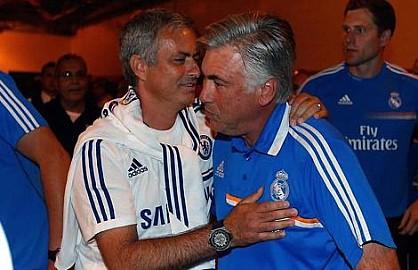 """ريال مدريد """"أنشيلوتي"""" متفوق على حقبة """"مورينيو"""""""