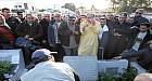برقية تعزية من جلالة الملك إلى أسرة المرحوم محمد دومو