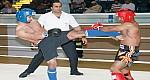 البطولة العربية للكيك بوكسينغ بالمغرب