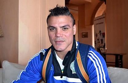 عمرو زكي: أقوم بتدريبات شاقة للوصول إلى الوزن المثالي