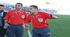 حكام دوليون مغاربة خاضوا مباريات البطولة بشارات قديمة