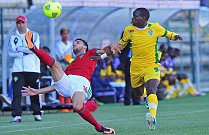 تصريحات وإحصائيات من مباراة المغرب وزيمبابوي