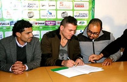 رسمياً الرجاء يستغني عن ثلاثة من لاعبيه للتعاقد مع عمرو زكي لسنة ونصف