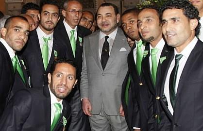 """""""كريمات"""" للويسي وبنشريفة ورئيس فريق شباب المحمدية"""