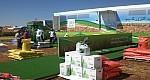 اطلاق قافلة  OCP للخضروات الموسمية 2014  من منطقة الشاوية ورديغة