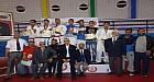 ابطال نادي أولمبيك ابن جرير للكراطي يتألقون بالبطولة الوطنية للكراطي  بتزنيت