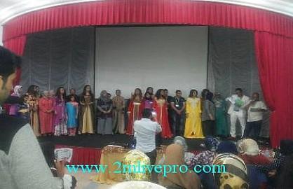 مؤسسة الدحاني للفصالة والخياطة تقيم حفلا نهاية السنة الدراسية وتقيم معرضا لأحدث المنتوجات