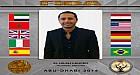 الخبير الدولي المغربي لحسن الهلالي مديرا تقنيا لبطولة العالم بأبوظبي ومصطفى الغنام رئيسا للجنة الحكام ل FIBA   :
