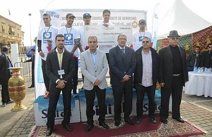 نجاح متميز وتنظيم محكم للسباق الوطني على الطريق ببرشيد