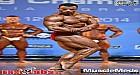 خالد أسدير يمثل المركب الرياضي الفردوس أحسن تمثيل في رياضة بناء الجسم بالبرازيل