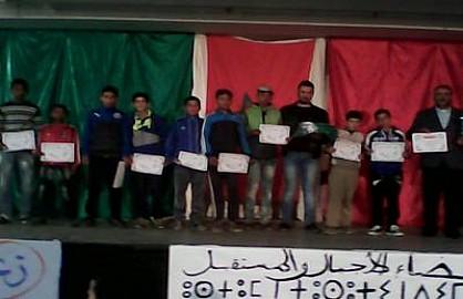 جمعية مدرسة لقاء الخير وصيفة بطل دوري الأخوة لكرة القدم