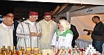 افتتاح معرض قرية المنتوجات المحلية بابن جرير احتفاء بانطلاق المبادرة الوطنية للتنمية  البشرية
