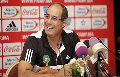الجماهير المغربية غاضبة من تشكيلة  بادو الزاكي بالرغم من التأهل