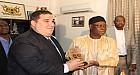 فؤاد مسكوت يترأس فعاليات الدورة الدولية للمصارعة التقليدية بدولة النيجر