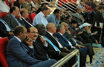 العيون : افتتاح فعاليات الدورة 32 للبطولة الإفريقية للأندية الفائزة بالكأس في كرة اليد