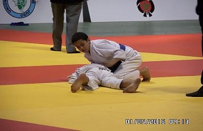 تنظيم جيد ومواهب في الأفق خلال البطولة الجهوية لبراعم جيدو عصبة الوسط