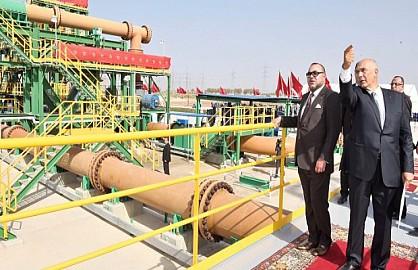 الفوسفاط يلعب دورا حيويا في الدبلوماسية المغربية