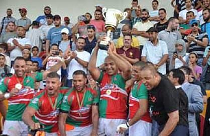 في غياب منافسين اقوياء الريكبي المغربي يتأهل للمجموعة الموالية