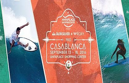 Le Maroc se Prépare à Accueillir pour la Seconde Année Consécutive une Étape du Circuit Qualificatif de la World Surf League