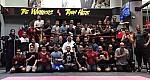 دورة تكوينية بلمسة مغربية في رياضة في المواي طاي بقطر