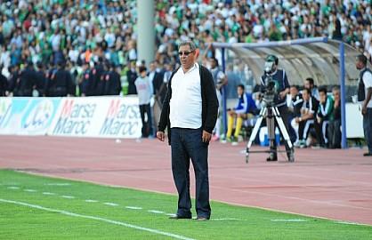 عزيز العامري مدربا لفريق الجيشالملكي لكرة القدم خلفا للمدرب عبد المالك العزيز