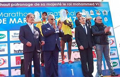 ماراطون مراكش الدولي يصنع الحدث تقنيا وتنظيميا