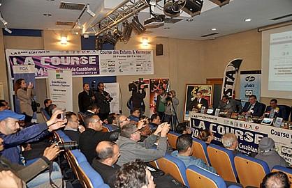 الدورة الثامنة لسباق 10كلم الدولي للدارالبيضاء رهان وتحدي نجاح متميز منذ الدورة الأولى