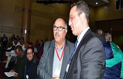 إعادة انتخاب عبد الله أبو القاسم رئيسا لعصبة سوس لكرة القدم لولاية ثانية