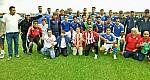 حلم فريق شباب ابن جرير لكرة القدم تحقق بالصعود إلى القسم الوطني الثاني الاحترافي اتصالات المغرب