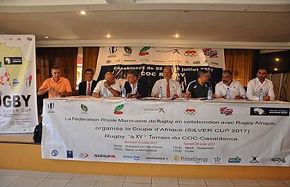 الريكبي المغربي يبحث عن الريادة في سيلفر كاب والجمهور مدعوا للحضور ودعم العناصر الوطنية