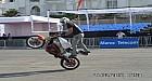 نطلاق فعاليات النسخة الخامسة من البطولة الدولية لاستعراضات الدراجات النارية : داداس ويوسف اليعقوبي يصنعان الحدث