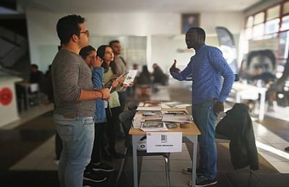 Les étudiants de TBS Casablanca donnent l'exemple en s'engageant dans le Service Citoyen