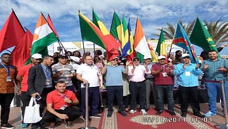نجاح متميز لسباق اكادير الدولي على الطريق والجامعة الدولية لأكادير تصنع الحدث