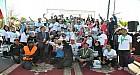 المركز الإستشفائي محمد السادس بمراكش يصنع الحدث في تنظيم سباق على الطريق ويحصل على طبعة الجودة بامتياز
