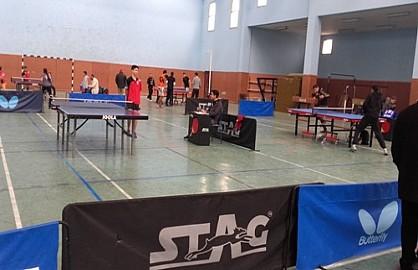 نادي الشباب البيضاوي لكرة الطاولة يستمر في  الريادة بتنظيمه للدور الأول للبطولة الوطنية