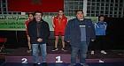 على هامش البطولة الوطنية للمصارعة شبان المصارعة اليونانية الرومانية- المصارعة الحرة والمصارعة إناث