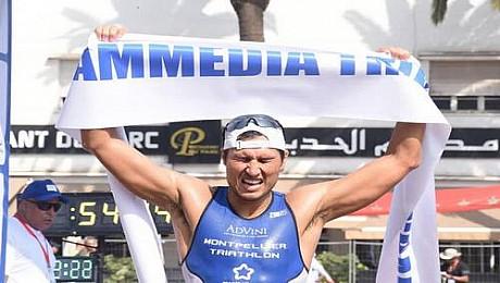 المحمدية: فوز صديق المهدي والرحماني الجائزة الوطنية الكبرى للترياتلون O'DARB تخلق الحدث بواسطة كوثر ميكو