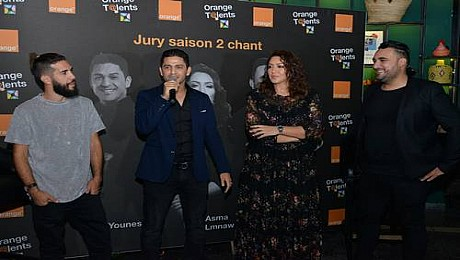 Un jury de renom pour la 2ème saison du programme Orange Talents Chant