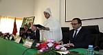 عمارة يشرف على تنصيب عبد الله شاطر عاملا على إقليم النواصر