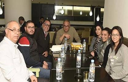 """جمعية نادي المحركات المائية """"ام ن س"""" يجدد الثقة في سعيد صبري رئيسا"""