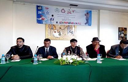 رغم غياب الدعم ويستمر الكرماوي في التحدي بتنظيمه الدوري  الدولي  المفتوح  للتكواندو بالدارالبيضاء