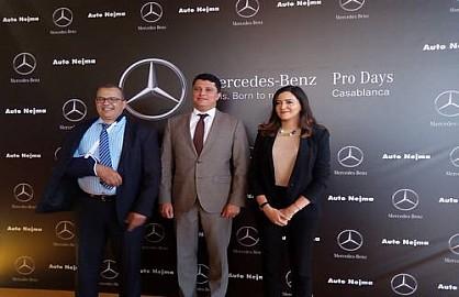 حلول مستقبلية للنقل، اليوم • بمناسبة النسخة الأولى ل «Days Pro Benz-Mercedes