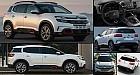 السيارة الجديدة سيتروين سي 5 إير كروس الرباعية الدفع: تجسيد لأرقى معايير الراحة ومتعة السياقة