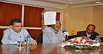في لقاء تواصلي رحيلو يكشف عن الخطوط العريضة للمجموعة الوطنية للملاكمة الاحترافية